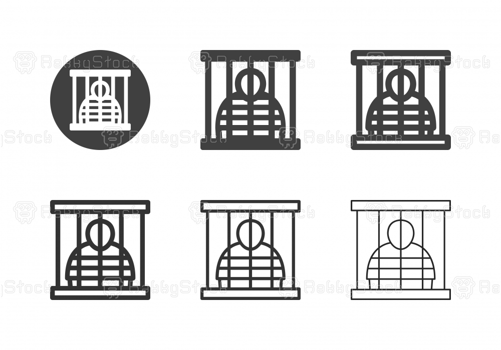 Prisoner Icons - Multi Series