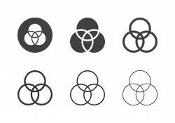 Photo Filter Icons - Multi Series