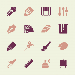 Creative Icons - Color Series | EPS10