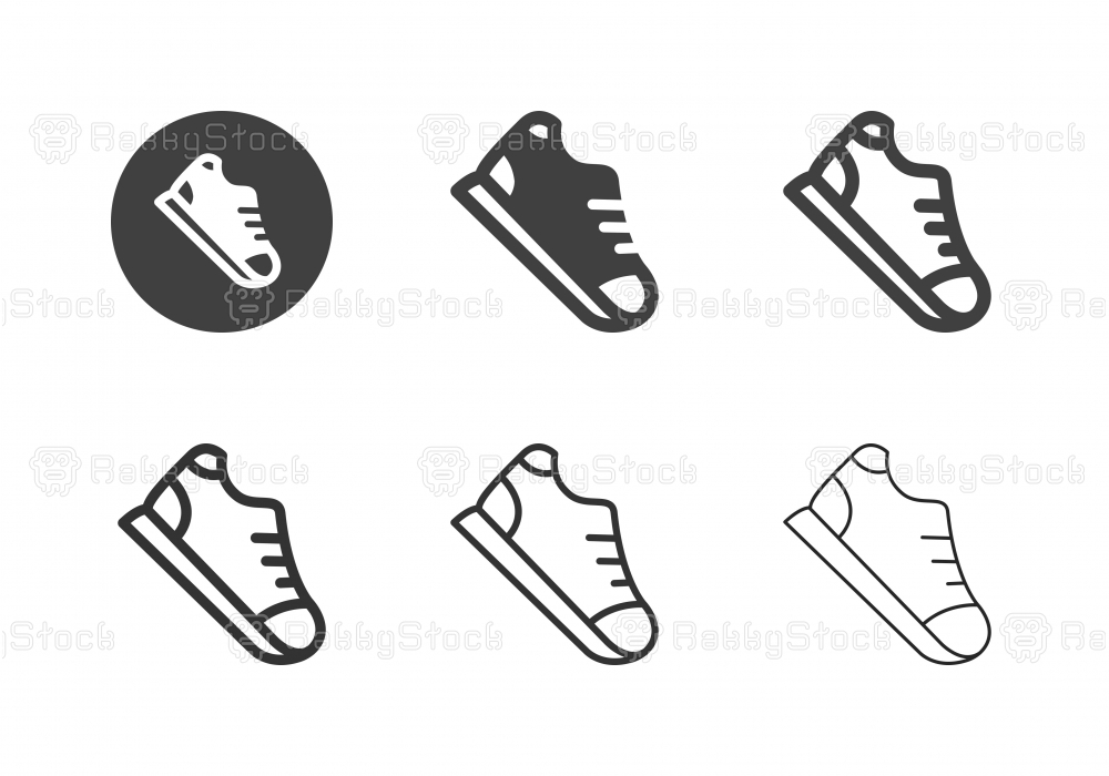 Sneaker Icons - Multi Series