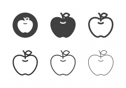 Apple Icons - Multi Series