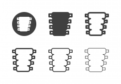 Ribs Icons - Multi Series