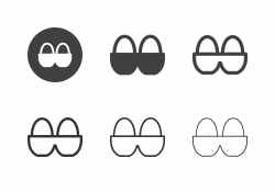 Egg Icons - Multi Series