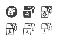 Key Card Icons - Multi Series