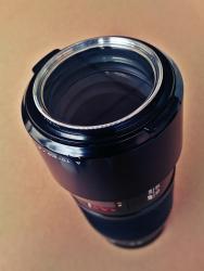 Old Zoom Lens