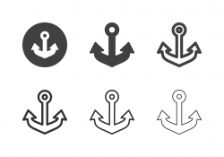 Anchor Icons - Multi Series