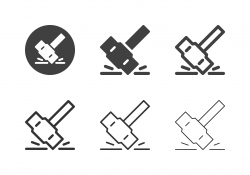 Heavy Hammer Icons - Multi Series
