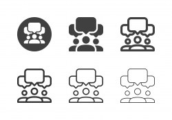 Teamwork Icons - Multi Series
