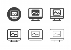 Transfer Image Icons - Multi Series