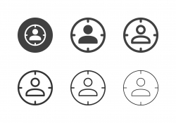Customer Target Icons - Multi Series