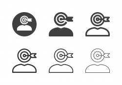 Customer Marketing Icons - Multi Series