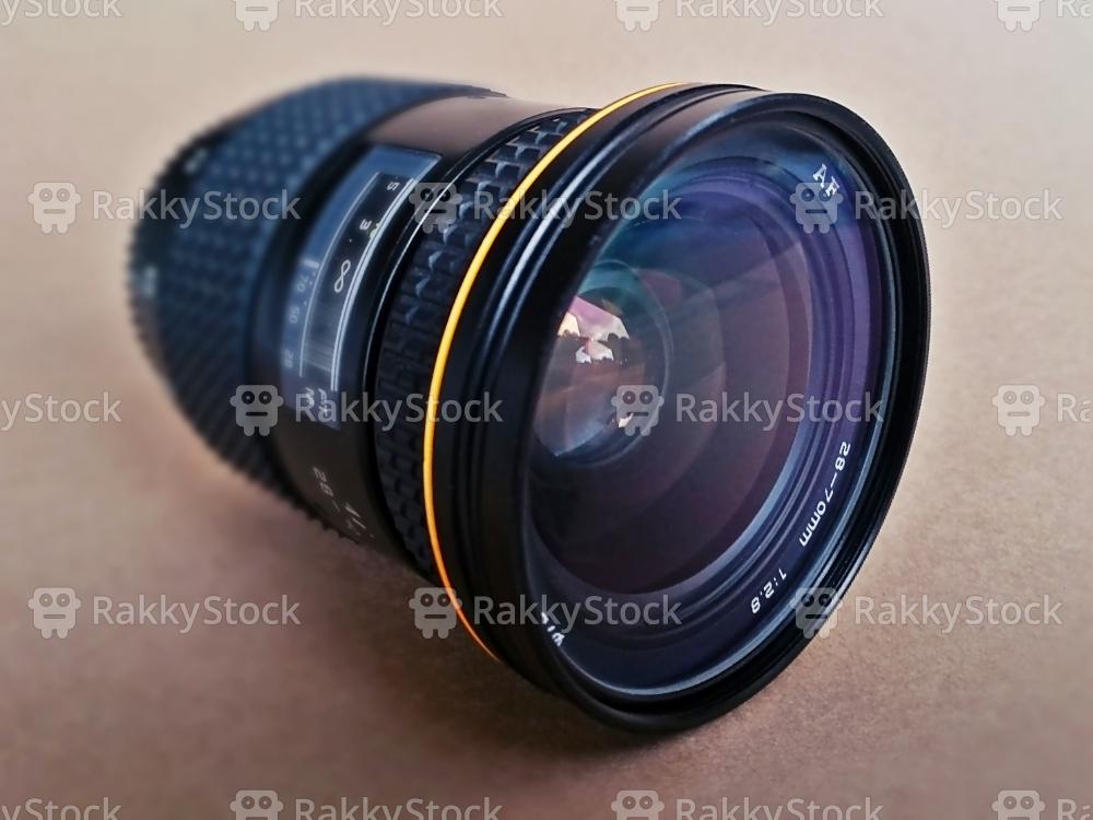 Retro Zoom Lens