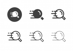 Quick Search Icons - Multi Series