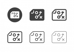 Planning Icons - Multi Series