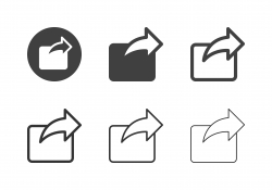 Sharing Icons - Multi Series