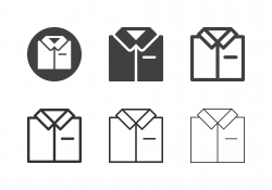 Shirt Icons - Multi Series