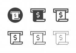 ATM Icons - Multi Series