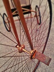 Vintage Wheel Bicycle