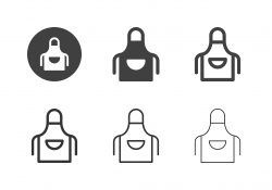 Apron Icons - Multi Series