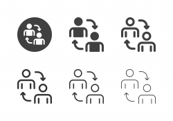 Staff Exchange Icons - Multi Series