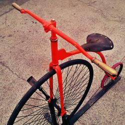Retro Revival Bicycle