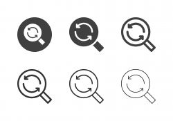 Researching Icons - Multi Series