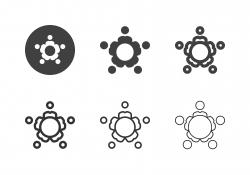 Business Forum Icons - Multi Series
