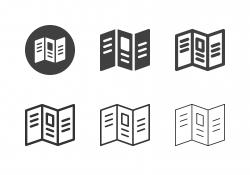 Leaflet Icons - Multi Series