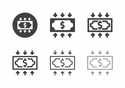 Returning Currency Icons - Multi Series