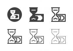 Term Deposit Icons - Multi Series