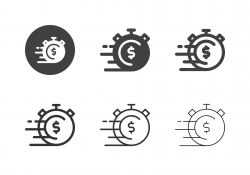 Fast Money Icons - Multi Series