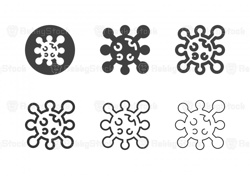 Virus Icons - Multi Series