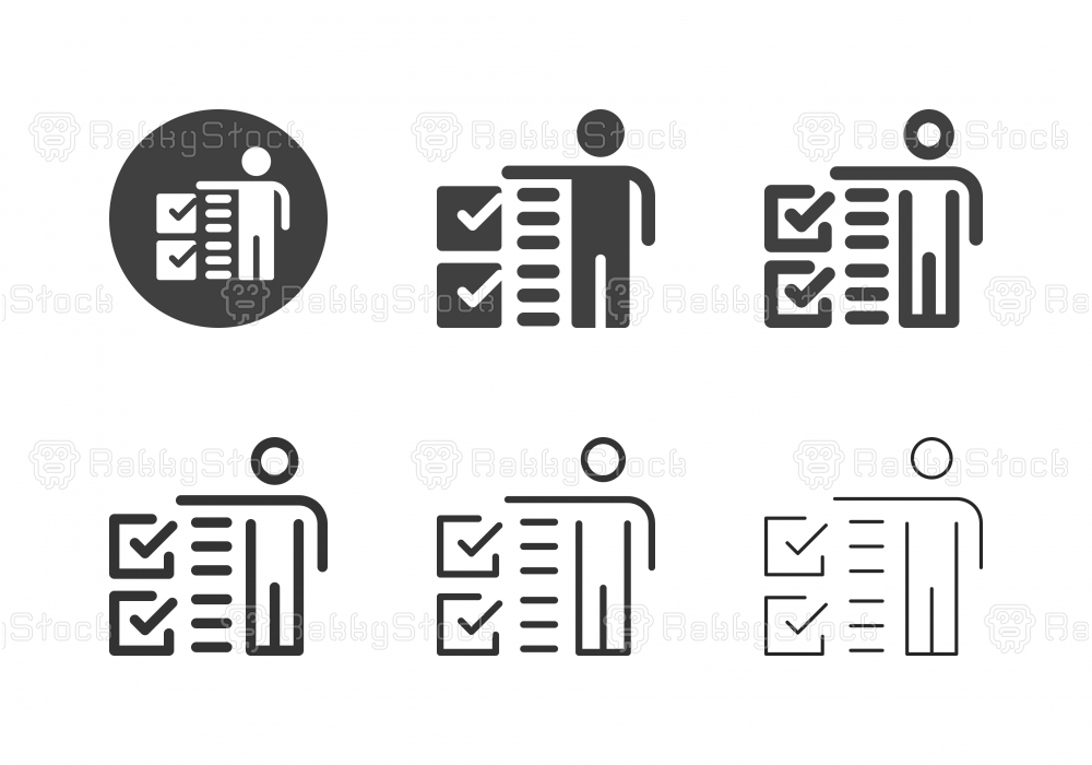 Inspector Icons - Multi Series