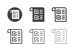 Check Form Icons - Multi Series