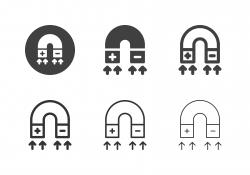 Magnet Icons - Multi Series