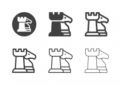 Chess Icons - Multi Series