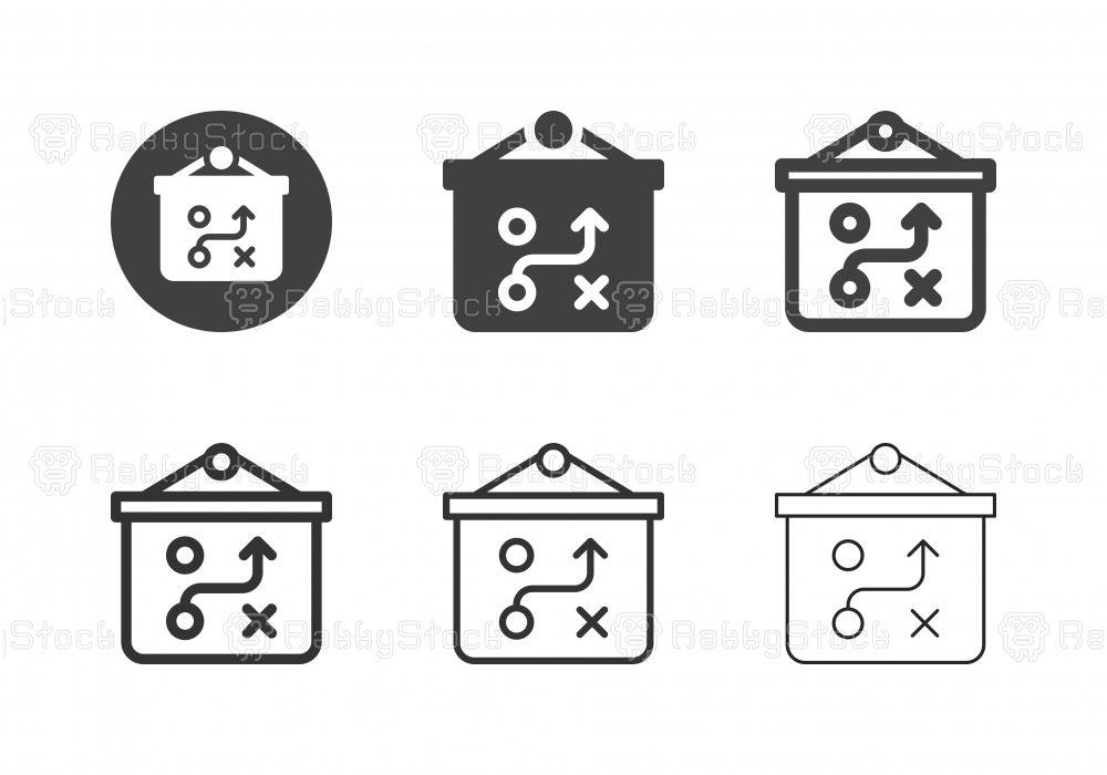 Hanging Planning Board Icons - Multi Series