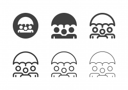 Group Insurance Icons - Multi Series