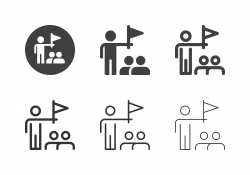Tour Guide Icons - Multi Series