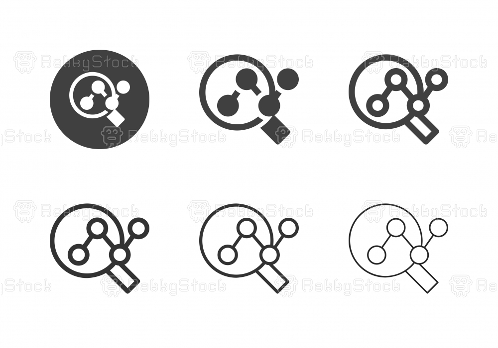 SEO Icons - Multi Series