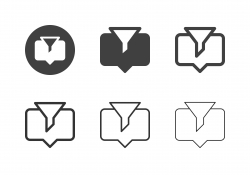 Data Filter Icons - Multi Series