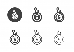 Invest Strategy Icons - Multi Series
