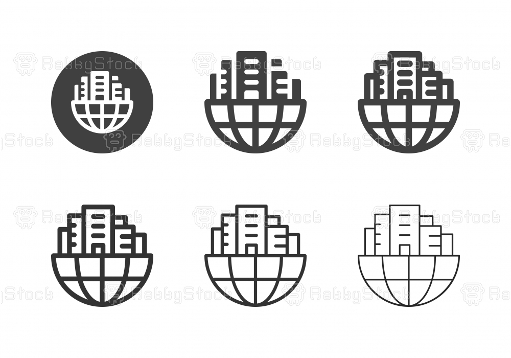 Downtown Icons - Multi Series