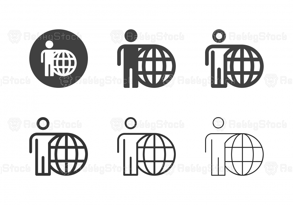 Global Manager Icons - Multi Series