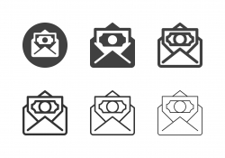 Salary Icons - Multi Series