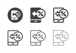 Digital Interest Icons - Multi Series