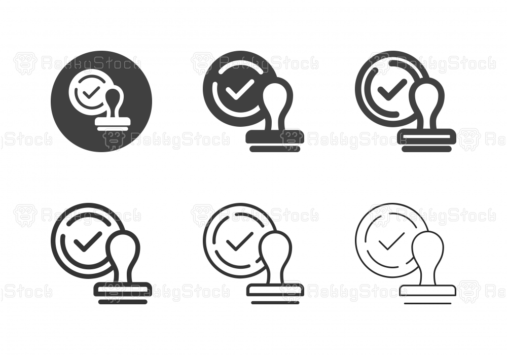 Approved Icons - Multi Series