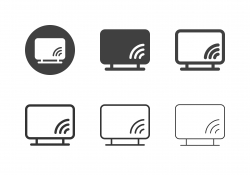 Smart TV Icons - Multi Series