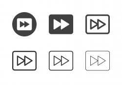 Forward Track Icons - Multi Series