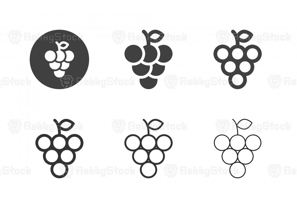Grape Icons - Multi Series